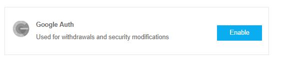 2fa authentifizierung google auth