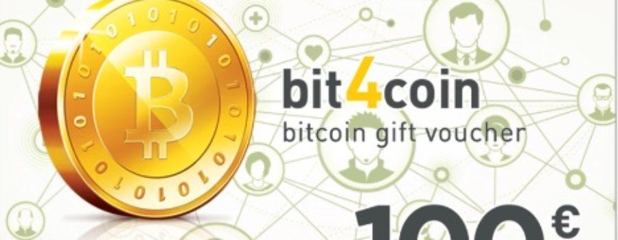 bit4coin bitcoin gutschein