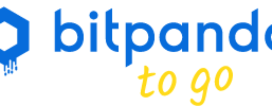 Logo von Bitpanda to go