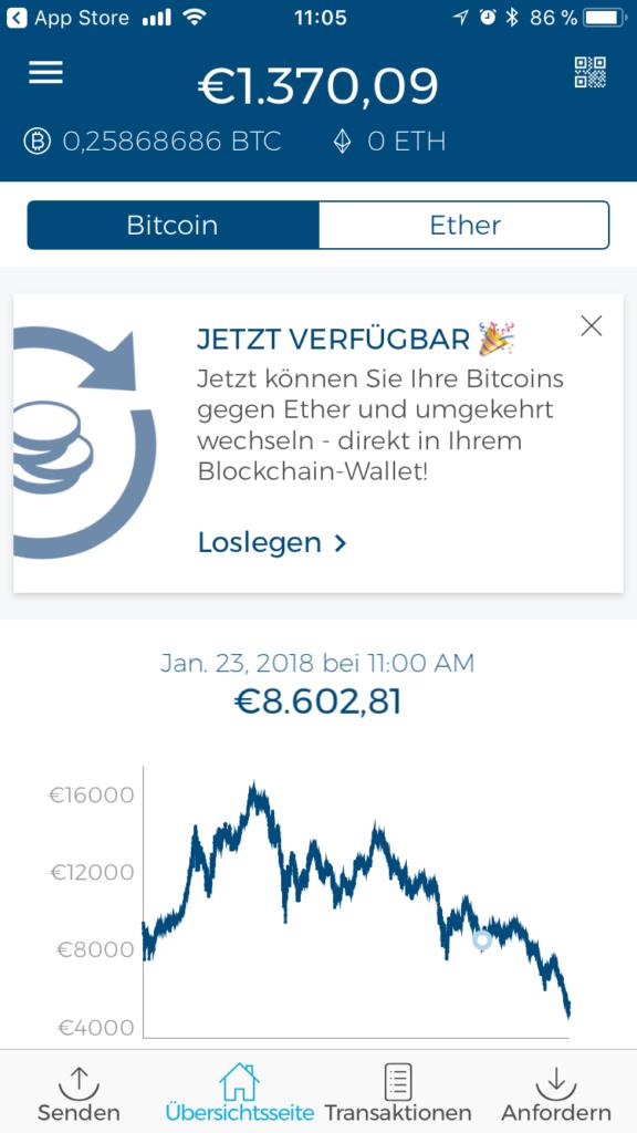 blockchain.info ether