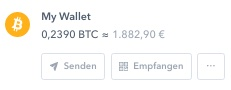 coinbase mywallet