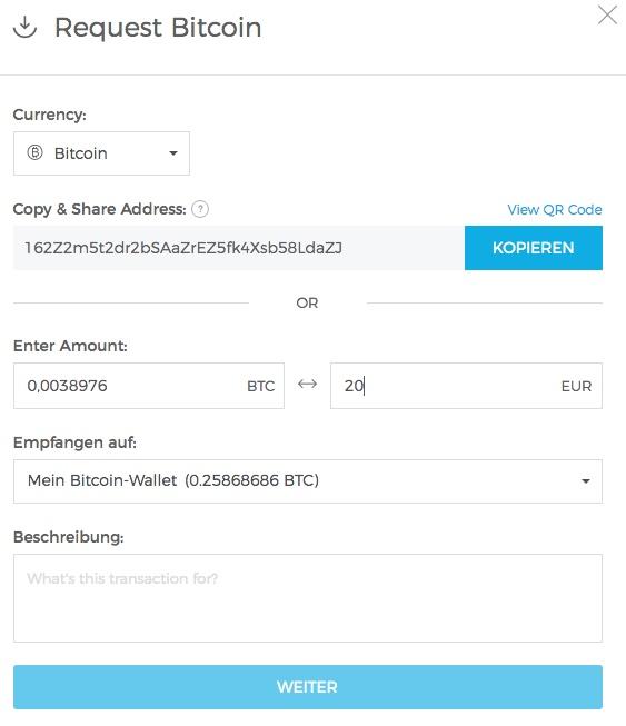 blockchain.info zahlungsanforderung