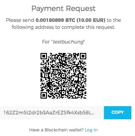 blockchain.info qr code