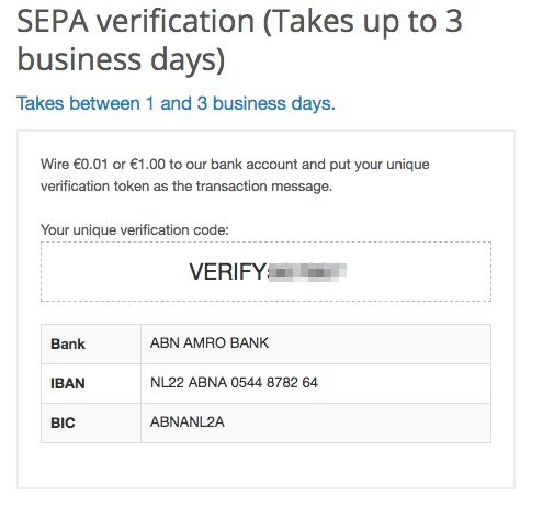 litebit bankkonto verifizierung