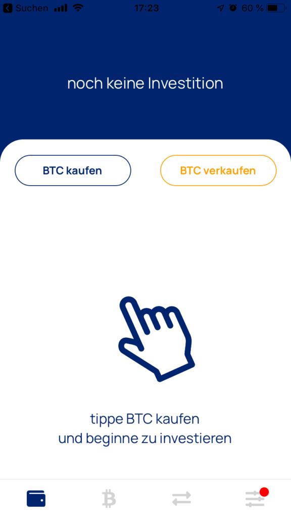Relai Bitcoin kaufen / Bitcoin verkaufen